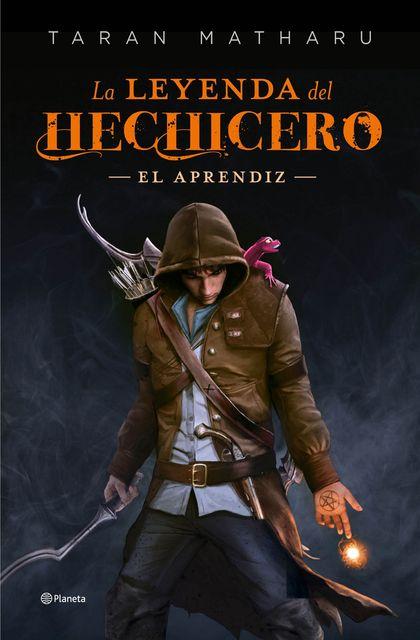 LA LEYENDA DEL HECHICERO. EL APRENDIZ.