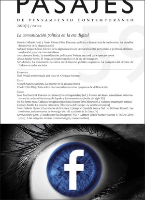 LA COMUNICACIÓN POLÍTICA EN LA ERA DIGITAL. PASAJES, 59