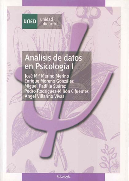UD. ANALISIS DE DATOS EN PSICOLOGIA I