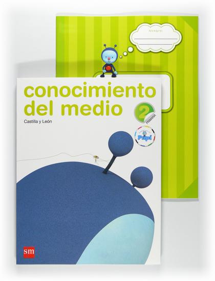 CONECTA CON PUPI, CONOCIMIENTO DEL MEDIO, 2 EDUCACIÓN PRIMARIA (CASTILLA Y LEÓN)