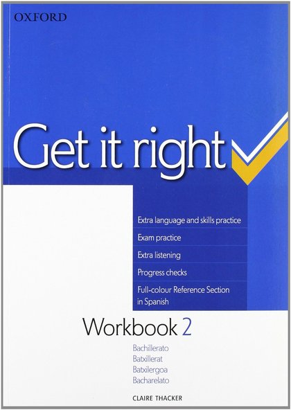 GET IT RIGHT 2 BTO. W.BOOK