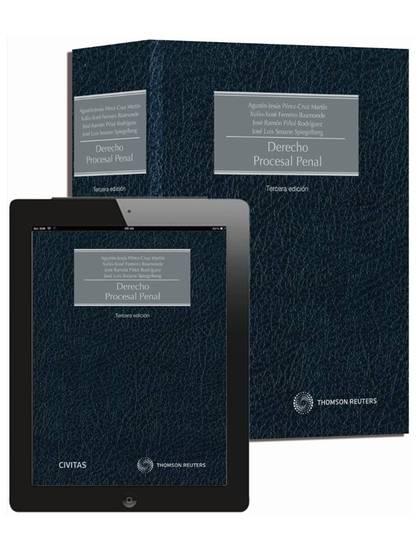 DERECHO PROCESAL PENAL (PAPEL + E-BOOK).