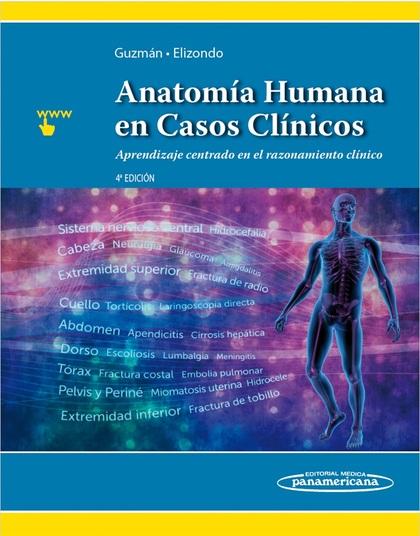 ANATOMIA HUMANA EN CASOS CLINICOS 4ªED