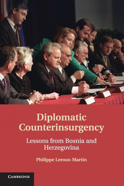 DIPLOMATIC COUNTERINSURGENCY