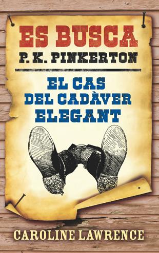 P.K. PINKERTON. EL CAS DEL CADÀVER ELEGANT