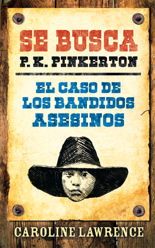 P.K. PINKERTON. EL CASO DEL CADÁVER ELEGANTE