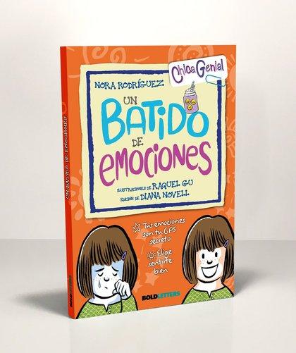 UN BATIDO DE EMOCIONES (NUEVA EDICIÓN).