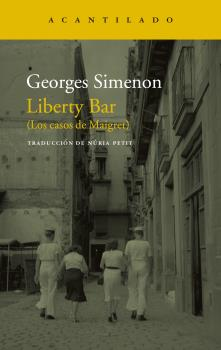 LIBERTY BAR                                                                     (LOS CASOS DE M