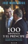 100 ESPAÑOLES Y EL PRÍNCIPE