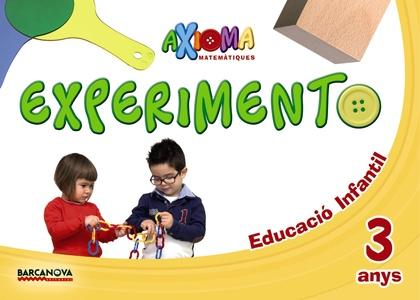 AXIOMA. MATEMÀTIQUES P3. EXPERIMENTO.
