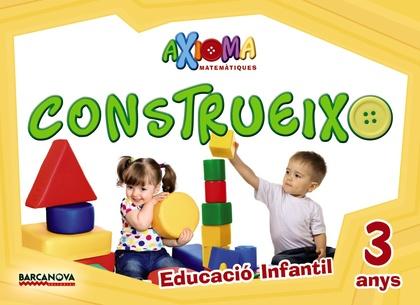 AXIOMA. MATEMÀTIQUES P3. CONSTRUEIXO.