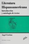 LITERATURA HISPANOAMERICANA.