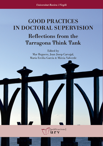 GOOD PRACTICES IN DOCTORAL SUPERVISION                                          REFLECTIONS FRO