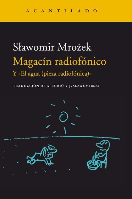 MAGACÍN RADIOFÓNICO / AGUA