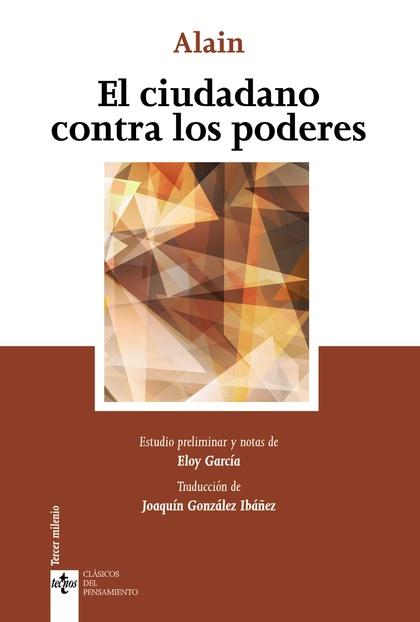 EL CIUDADANO CONTRA LOS PODERES