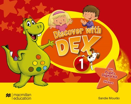 DISCOVER WITH DEX 1 ST PACK 15