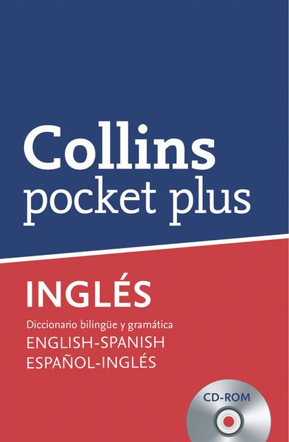 COLLINS POCKET PLUS. ENGLISH-SPANISH, ESPAÑOL-INGLES. CON CD-ROM