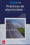 PRÁCTICAS DE ELECTRICIDAD. INSTALACIONES SINGULARES
