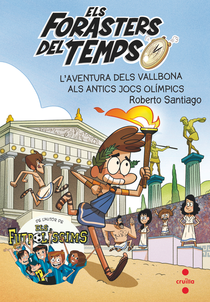 FORASTERS DEL TEMPS 8