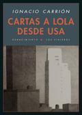 CARTAS A LOLA DESDE USA