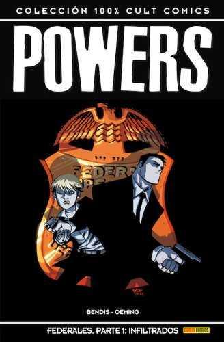 POWERS 15: FEDERALES PARTE 1: INFILTRADOS