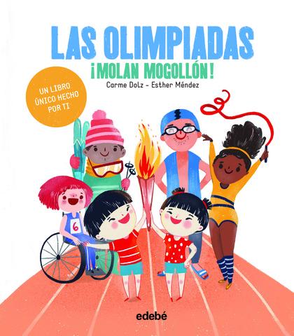 LAS OLIMPIADAS MOLAN MOGOLLON.