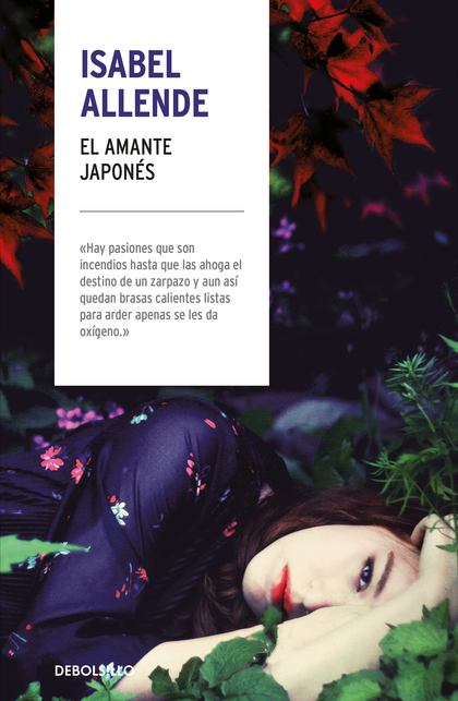 EL AMANTE JAPONÉS.