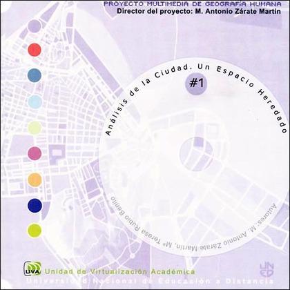 PROYECTO MULTIMEDIA DE GEOGRAFÍA HUMANA: ANÁLISIS DE LA CIUDAD. UN ESP