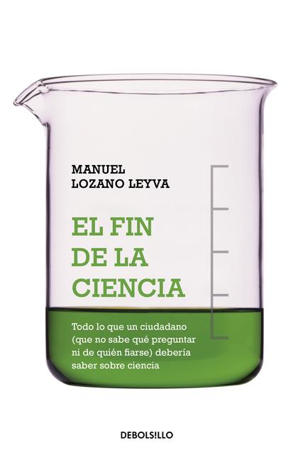 EL FIN DE LA CIENCIA.