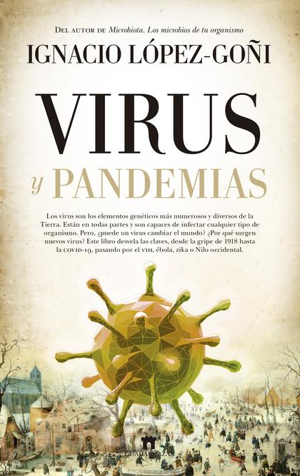 VIRUS Y PANDEMIAS.
