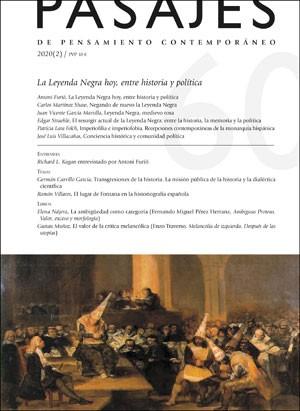 LA LEYENDA NEGRA HOY, ENTRE HISTORIA Y POLÍTICA. PASAJES, 60