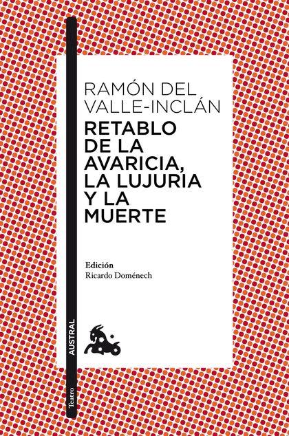 RETABLO DE LA AVARICIA, LA LUJURIA Y LA MUERTE.