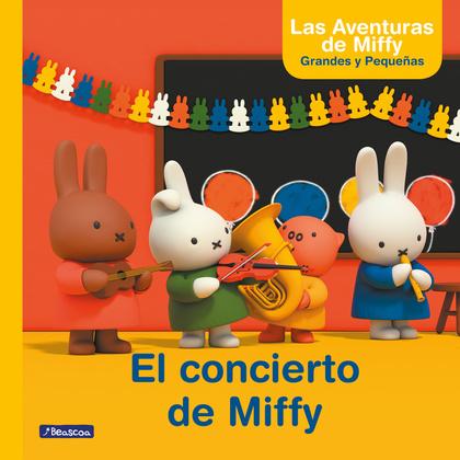 EL CONCIERTO DE MIFFY (LAS AVENTURAS DE MIFFY. PRIMERAS LECTURAS).
