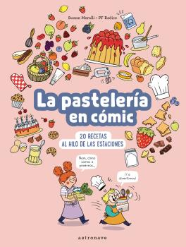 LA PASTELERIA EN COMIC.