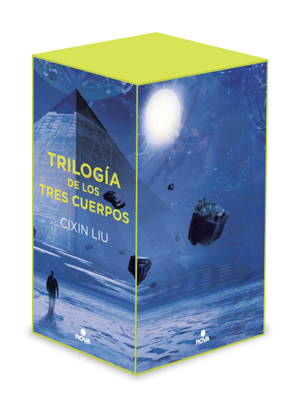 TRILOGÍA DE LOS TRES CUERPOS (ESTUCHE).