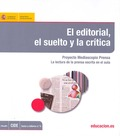 EL EDITORIAL, EL SUELTO Y LA CRÍTICA