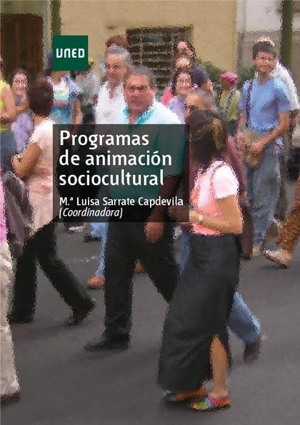 PROGRAMAS DE ANIMACIÓN SOCIOCULTURAL
