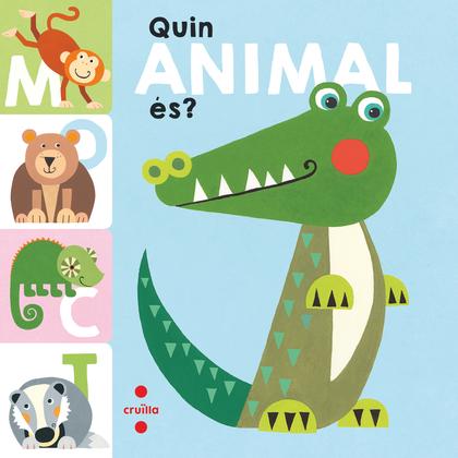 QUIN ANIMAL ES?.