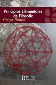 PRINCIPIOS ELEMENTALES DE FILOSOFIA