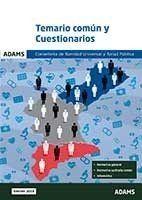 TEMARIO COMUN Y CUESTIONARIOS ( CONSELLERIA DE SANIDAD UNIVERSAL Y SALUD PUBLICA.