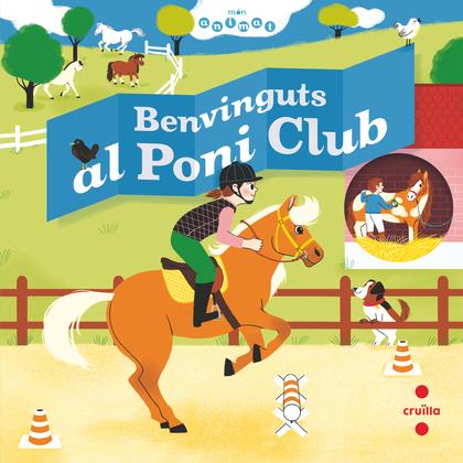BENVINGUTS AL PONI CLUB.