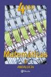 MATEMÁTICAS B, 4 ESO (ANDALUCÍA)