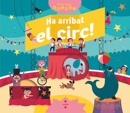 HA ARRIBAT EL CIRC!.