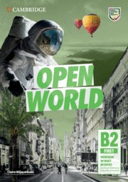 OPEN WORLD FIRST. WORKBOOK WITHOUT ANSWERS WITH AUDIO DOWNLOAD