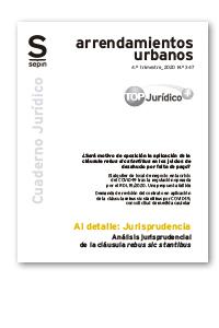 ANALISIS JURISPRUDENCIAL DE LA CLAUSULA REBUS SIC STANTIBUS