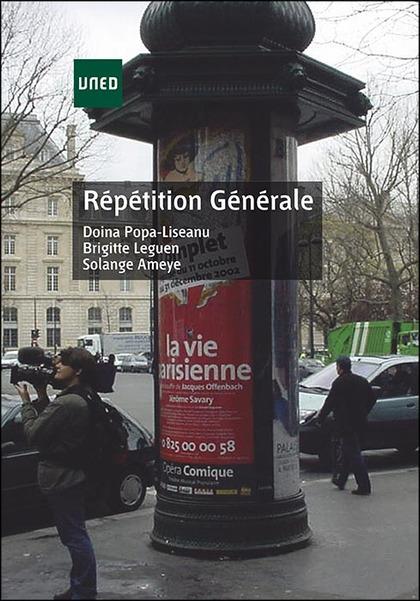 RÉPÉTITION GENÉRALE