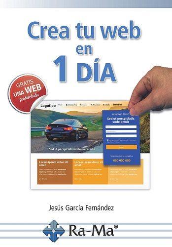 CREA TU WEB EN 1 DÍA.