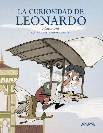 LA CURIOSIDAD DE LEONARDO.