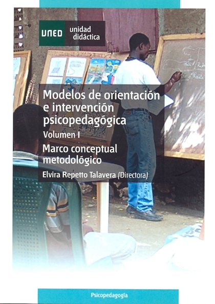 MODELOS ORIENTACION E INTERVENCION V.I MARCO CONCEPTUAL METODOLOGICO