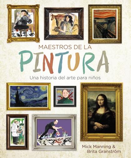 MAESTROS DE LA PINTURA.